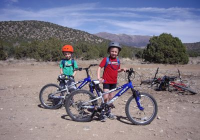 Mountain Bike en Escalona